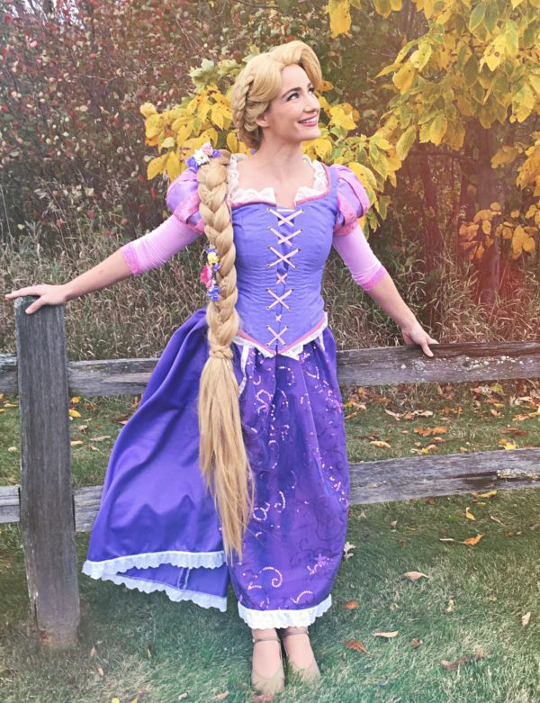 Rapunzel , Tower Princess, Virtual service