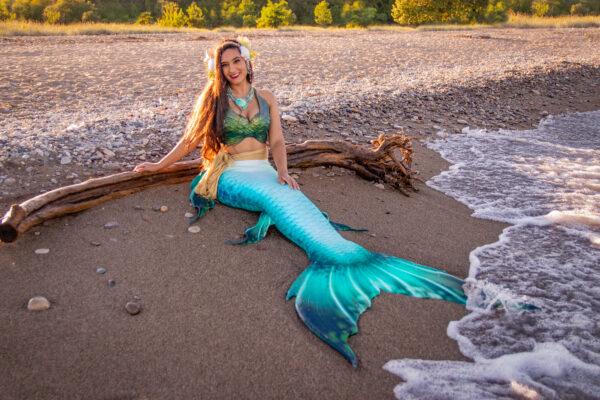 Mermaid Parties, Mermaid entertainment, Birthday Party